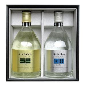 三和酒類 iichiko SUPER USA HITA セット 720ml×2本 kaiseiya