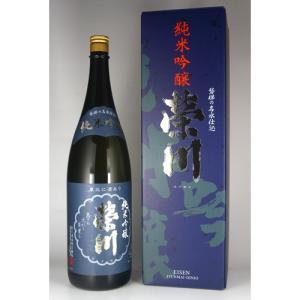 栄川 純米吟醸 1.8L 化粧箱入|kaiseiya