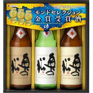奥の松 モンドセレクション 金賞受賞酒ギフト 720ml×3本 OMGF|kaiseiya
