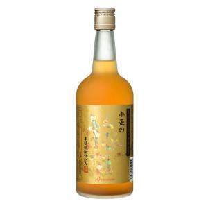 小正の梅酒 Premium 700ml 14度 梅酒 鹿児島県  数量限定|kaiseiya