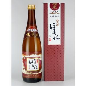 会津ほまれ 華吹雪仕込 純米酒 720ml|kaiseiya