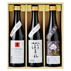 お中元 日本酒 飲み比べセット 今宵一献 福島の地酒純米酒3本セット 500ml×3本|kaiseiya|02
