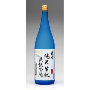 大七 純米生もと爽快冷酒 1.8L|kaiseiya