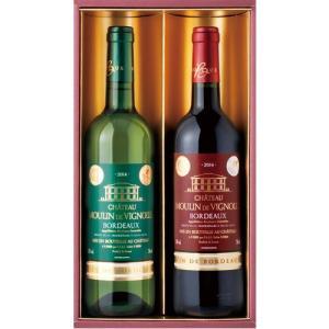 フランスワインW金賞受賞赤白セット 750ml×2本|kaiseiya