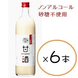 奥の松 甘酒 720ml×6本セット|kaiseiya