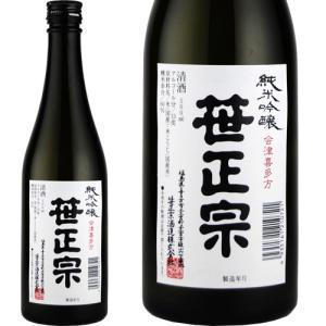 笹正宗 純米吟醸 笹正宗 500ml|kaiseiya