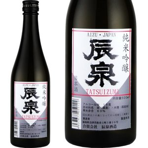 辰泉 純米吟醸 辰泉 500ml|kaiseiya