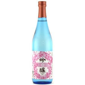 笹の川 吟醸酒 桜ラベル 720ml|kaiseiya