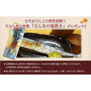 榮川 特別純米生詰原酒 ひやおろし 720ml もれなく北海道産さんまの塩焼き1尾プレゼント!|kaiseiya|02