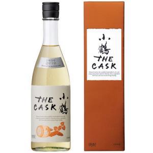 小正醸造 樽熟成焼酎 小鶴 THE CASK 720ml 38度|kaiseiya