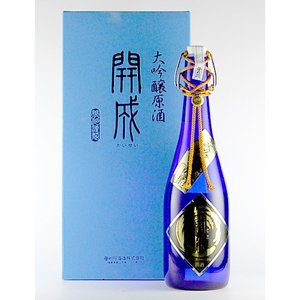 笹の川 大吟醸酒 開成 原酒 720ml|kaiseiya
