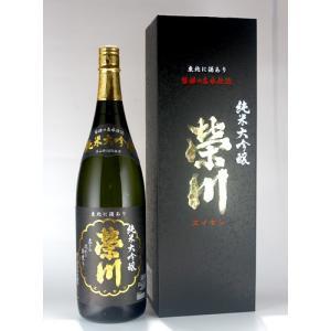 栄川 純米大吟醸 1.8L 化粧箱入|kaiseiya