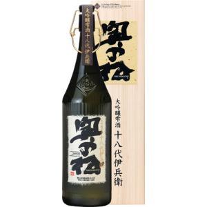 奥の松 大吟醸 雫酒十八代伊兵衛 1.8L|kaiseiya