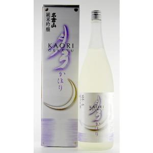 名倉山 純米吟醸 月弓 かほり 1.8L kaiseiya
