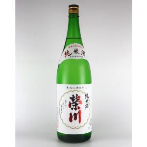 栄川 純米酒 1.8L|kaiseiya