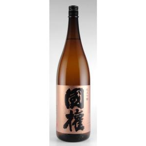 国権 純米吟醸 銅ラベル 1.8L|kaiseiya