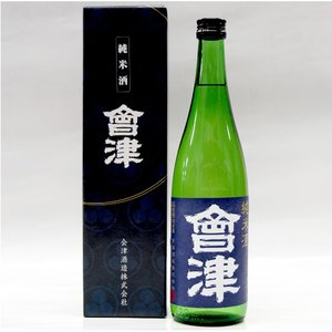 会津酒造 純米酒 720ml|kaiseiya
