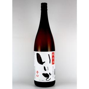 会津ほまれ 純米酒 いいで 1.8L|kaiseiya