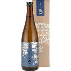 会津酒造 純米吟醸 720ml|kaiseiya