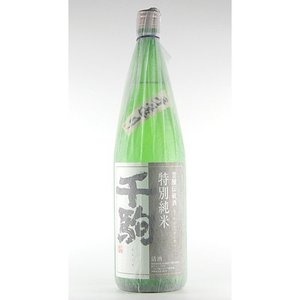 千駒 特別純米 1.8L|kaiseiya