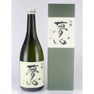 夢心 吟醸酒 720ml|kaiseiya
