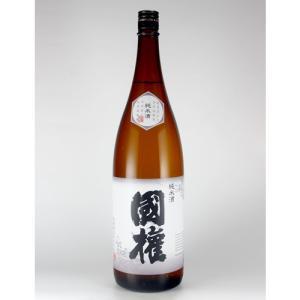 国権 純米酒 1.8L|kaiseiya
