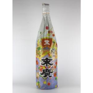 末廣 純米酒 祝い酒 1.8L kaiseiya