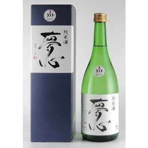 夢心 純米酒 720ml|kaiseiya