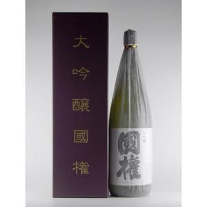 国権 大吟醸酒1.8L|kaiseiya