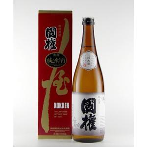 国権 純米酒 720ml|kaiseiya