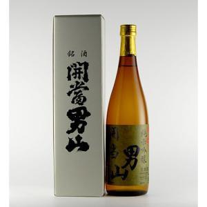 開当男山 純米吟醸酒 720ml|kaiseiya