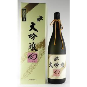 東豊国 大吟醸 幻 1.8L|kaiseiya