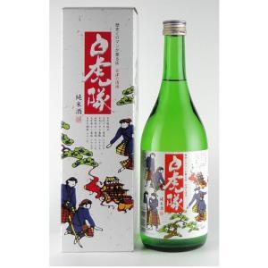 末廣 純米酒 白虎隊 720ml kaiseiya