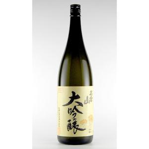 名倉山 特撰 大吟醸酒 1.8L|kaiseiya|02