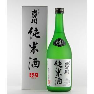吉の川 純米酒 手造り 720ml kaiseiya
