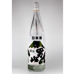 開当男山 普通酒 1.8L|kaiseiya