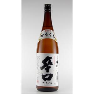 廣戸川 辛口 1.8L kaiseiya