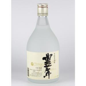 会津ほまれ 本格米焼酎 豊年 720ml|kaiseiya