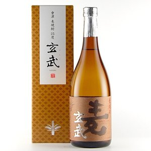 宮泉銘醸 麦焼酎 玄武 25度 720ml|kaiseiya