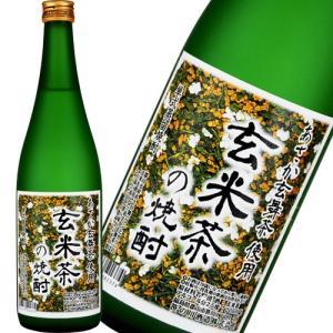 笹の川 玄米茶焼酎 25度 720ml kaiseiya