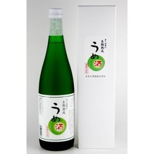 会津ほまれ 造り酒屋の長期熟成梅酒 720ml|kaiseiya