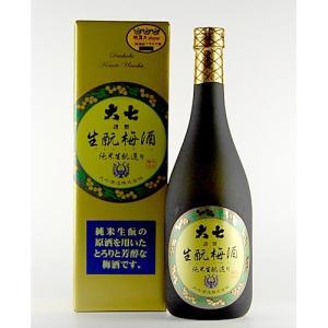 大七 生もと梅酒 720ml|kaiseiya