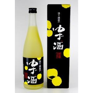 会津ほまれ 造り酒屋のゆず酒 純米酒仕込み 720ml|kaiseiya