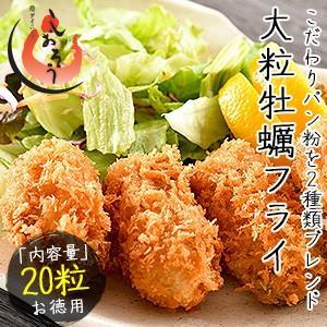 カキフライ 700g(20粒入り)贈答用 広島県産 かき 牡蠣