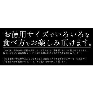 いくら 鮭 イクラ 醤油漬け 500g 小粒 北海道加工 10/19以降出荷 kaisenichibashioso 07
