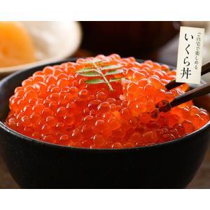 いくら 衝撃50%OFFセール! 鱒 イクラ 醤油漬け 500g 小粒 北海道加工|kaisenichibashioso|08