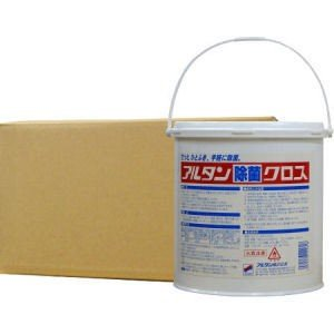 アルタン 除菌クロス 容器入 250枚×4個 [ロールタイプ]|kaiteki-club