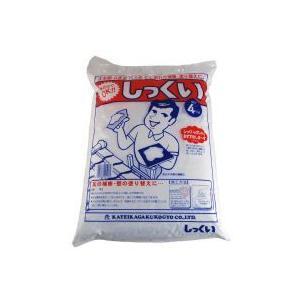 しっくい 4kg×5袋【代引・他の商品同梱不可】|kaiteki-club