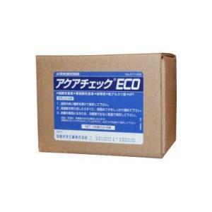 多用途 5項目水質検査 日産アクアチェックECO 6本セット[25枚×6本] 【送料無料】|kaiteki-club