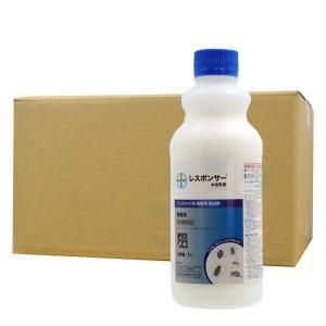 ゴキブリ ハエ 蚊 トコジラミ対策 レスポンサー水性乳剤 1L×6本 [第2類医薬品] kaiteki-club